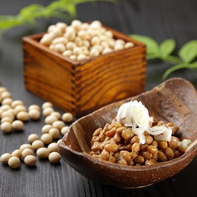 NATTO is one of typical Japanese food